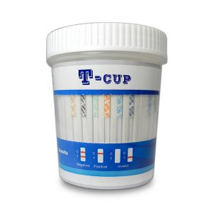 T-Cup All In One Drug Test